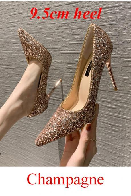 Sexy High-Heeled Shoes